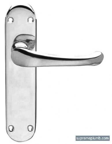 Hilton Lever Latch Chrome Plated